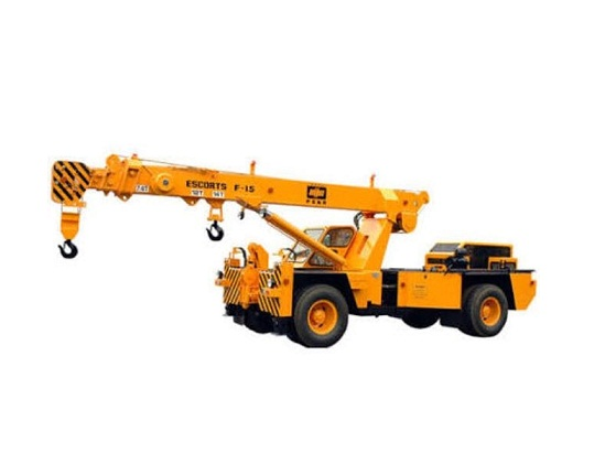 Hydraulic Cranes On Hire Images
