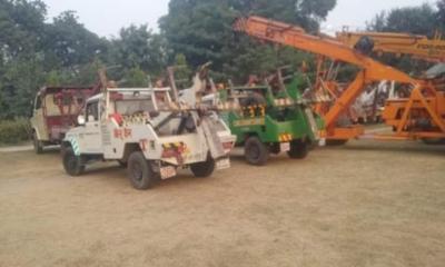 Service Provider of Cranes On Hire Gurugram Haryana