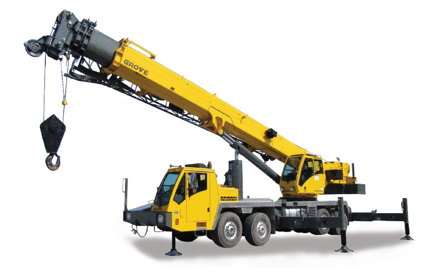 Service Provider of Hydraulic Cranes On Hire Gurugram Haryana